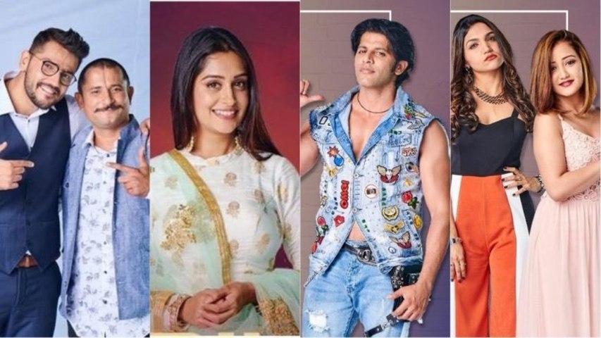 Kriti Verma, Roshmi Banik and Nirmal Singh are out of Bigg Boss 12