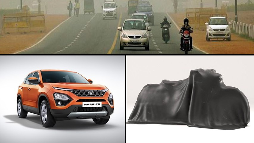 Weekly Auto Wrap: Tata Harrier, Royal Enfield Bobber & more