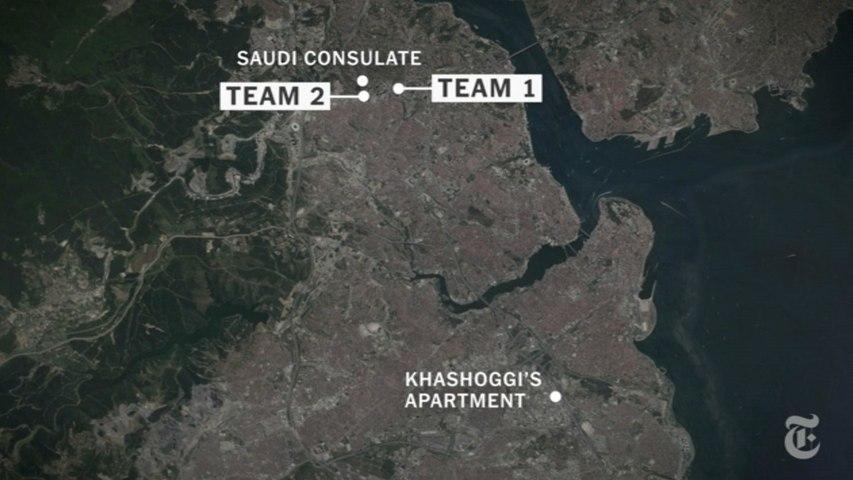 Killing Kashoggi: How a brutal Saudi hit job unfolded