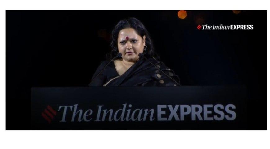 26/11 Stories of Strength: Ankhi Das Speech