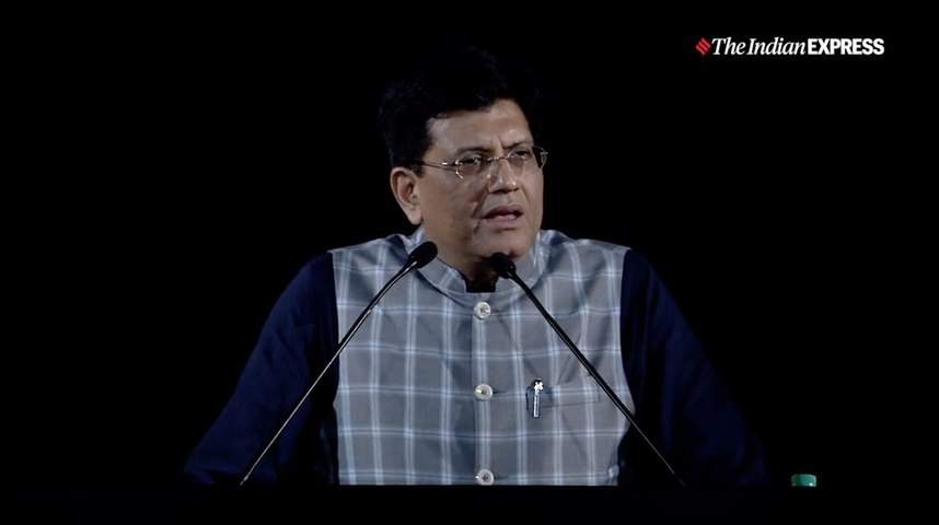 26/11 Stories of Strength: Piyush Goyal Speech