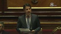Megvédte Matteo Salvinit az olasz miniszterelnök