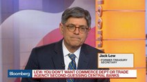 Trump Tax Cut Has Created Long-Term Fiscal Problem, Ex-Treasury Sec. Lew Says