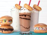 Krispy Kreme's Updated Stores Include Doughnut Ice Cream Sandwiches and Milkshakes