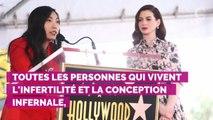 Anne Hathaway annonce être enceinte de son deuxième enfant : s...