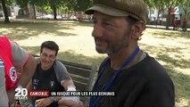 Lyon : les maraudes doublées pendant la canicule