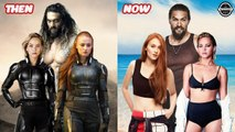X-Men and Justice League Cast ★ Then And Now