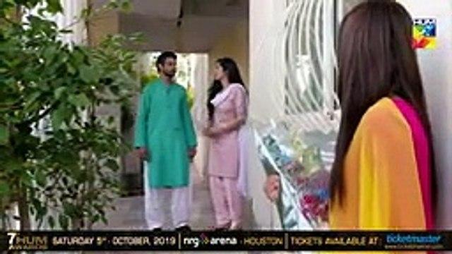 Main Khwab Bunti Hon Episode #13 HUM TV Drama 24 July 2019