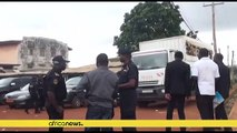 Riot in Yaounde central prison ends