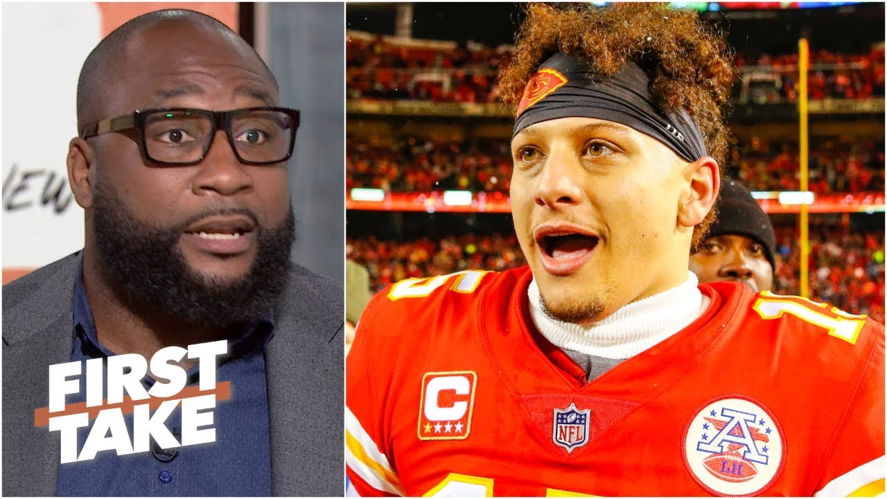 The Patriots won't stand in the Chiefs' way to the Super Bowl – Marcus Spears – First Take