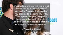 Bindi Irwin Is Engaged to Longtime Boyfriend Chandler Powell: 'The Love of My Life'