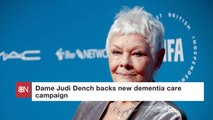 Dame Judi Dench Pays Attention To Dementia
