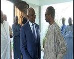 Youssou Ndour et le GFM chez Tanor pour présenter leurs condoléances