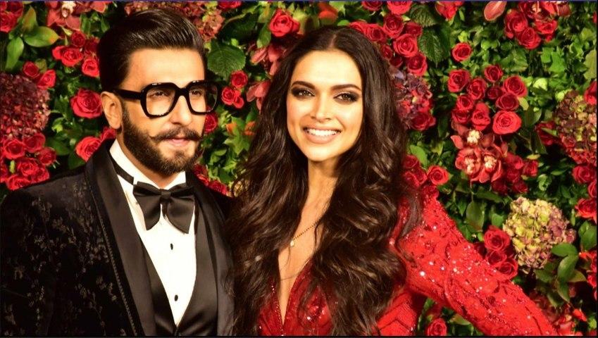 Bollywood stars descend at Deepika-Ranveer's wedding reception