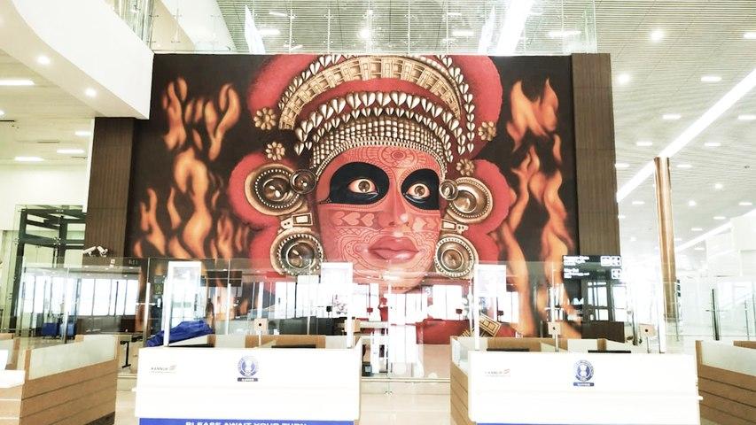 Kannur International Airport Set to Take Flight