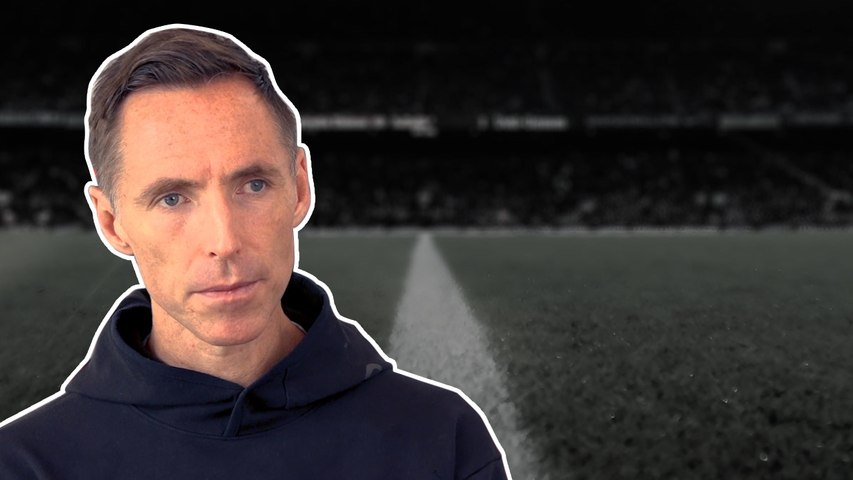 Former NBA MVP Steve Nash on Real Mallorca, a game in Miami and La Liga in the USA