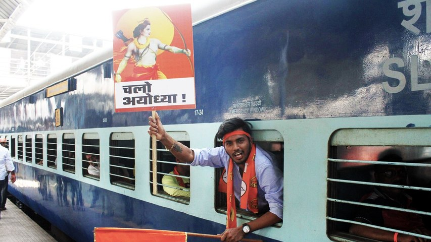 Is VHP's Ayodhya mobilisation bringing back fears of the 1992 Babri demolition?
