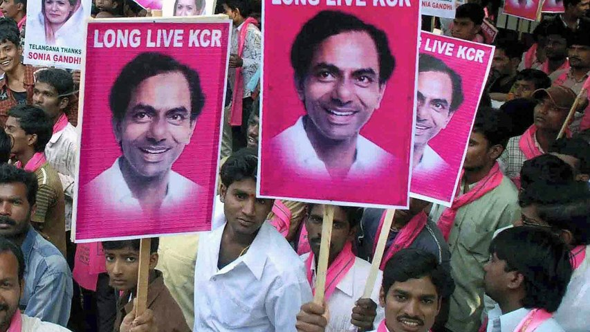 As TRS sweeps Telangana, here's what worked in KCR's favour | DECISION 2018