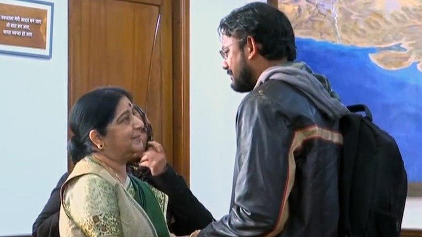 After 6 years in Pakistan jail, Mumbai resident Hamid Ansari returns home