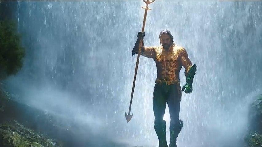 Five Reasons To Watch Aquaman