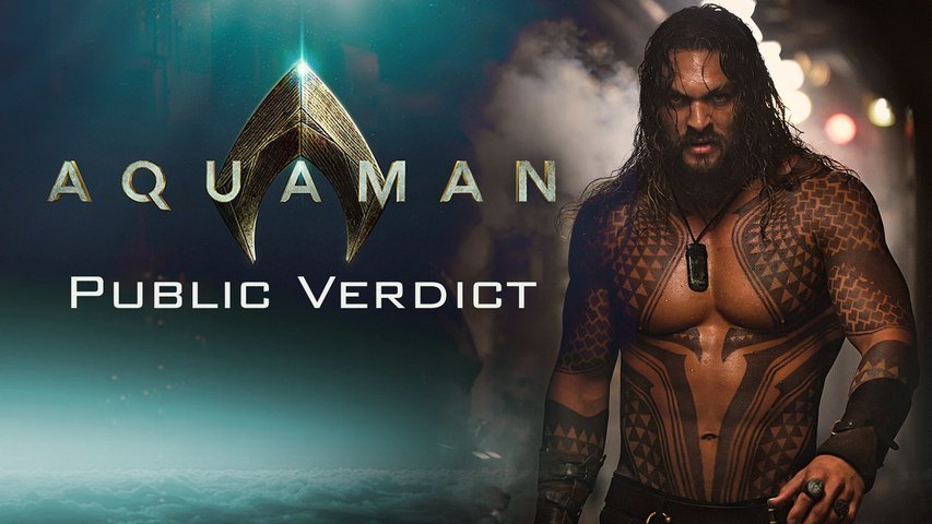 Aquaman: Audience Review