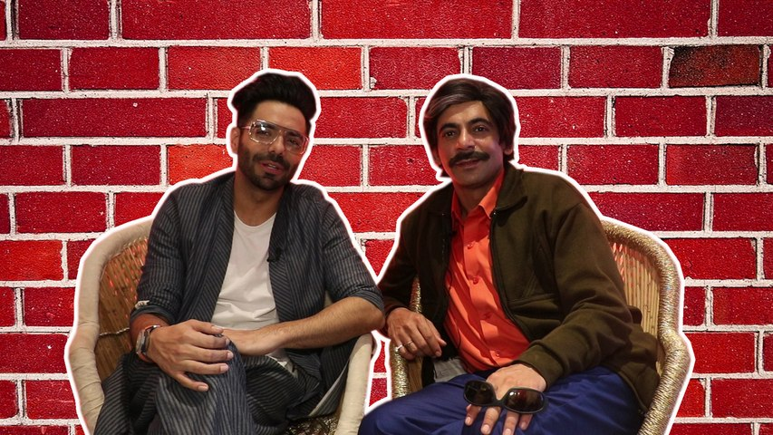 Comedy Masters Sunil Grover and Aparshakti Khurana Team Up to Tickle Your Funny Bones