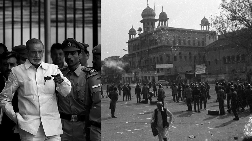 Delhi HC sends Sajjan Kumar to jail for life in 1984 anti-Sikh riots case