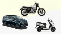 From Maruti Swift to Tata Harrier & TVS NTorq to Royal Enfield 650 twins