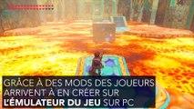 Zelda Breath of the Wild : un nouveau donjon complet avec pièges et boss !