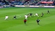 Le passe hallucinante de Zidane pour Raul