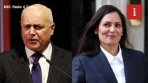 Iain Duncan-Smith claims London-born Priti Patel is in the Cabinet because she's 'from the Indian subcontinent'