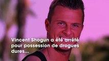 Vincent Shogun : arrêté pour possession de drogues dures, il s'exprime