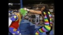 Doink The Clown vs Macho Man Randy Savage (June 1993)