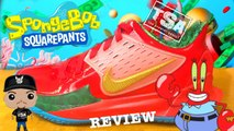 MR KRABS NIKE KYRIE 5 SPONGEBOB SQUAREPANTS SNEAKER DETAILED REVIEW