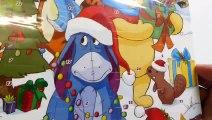 Winnie the Pooh - Advent Calendar Christmas