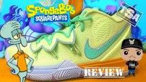 Squidward Nike Kyrie 5 Spongebob Squarepants Sneaker Review