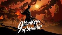 9 Monkeys of Shaolin - Trailer de gameplay