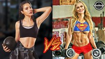 Brie Larson VS Gal Gadot Training For [Captain Marvel - Wonder Woman] ★ 2019