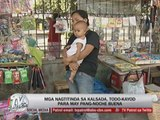 Street vendors still working to have Noche Buena