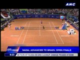 Nadal advances to Brazil Open finals