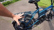 Electric Bike Technologies Electric Folding Bike Review - $3k
