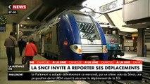 Spéciale Canicule: Comment la SNCF se prépare à la journée la plus chaude qui s'annonce aujourd'hui en France ? - VIDEO