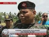 PNP chief visits Kirams in Tawi-Tawi