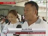Pinoy school built in Lahad Datu