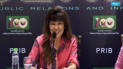 Imee Marcos rejects revival of mandatory ROTC program