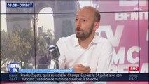 """Stanislas Guerini (LaREM) estime qu'il y a eu """"un emballement médiatique"""" sur François de Rugy"""