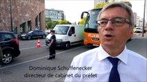 Renforcement des contrôles Crit'Air à Strasbourg