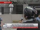 Activists, cops clash at Malaysian embassy