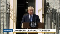 Johnson Clears Out Top Team, Brings in Brexit Hardliners