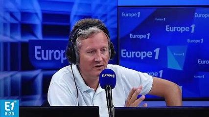 Franck Riester - Europe 1 jeudi 25 juillet 2019